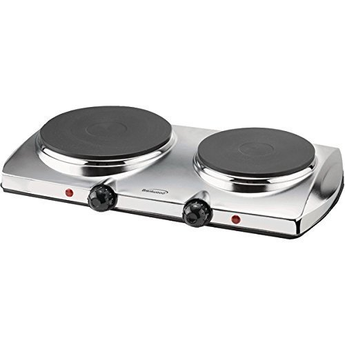 The BEST BRENTWOOD BTW ELEC DBL HOT PLATE by Generic