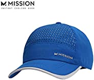 Mission Max Cooling Laser Cut Performance Hat Men's & Women's Cap