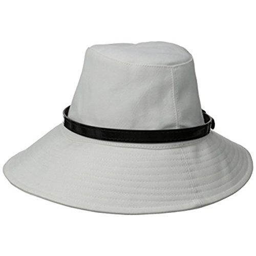 physician-endorsed-womens-brookline-cotton-packable-fedora-trimmed-with-belt-trim-detail-rated-upf-5