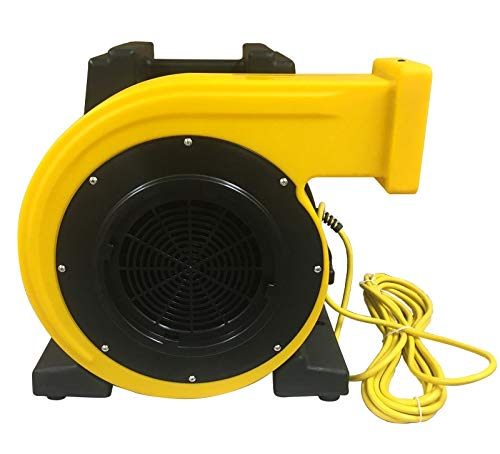 1.5 HP Zoom XLT MAX Blower for Bounce Houses, Slides, & Other ()