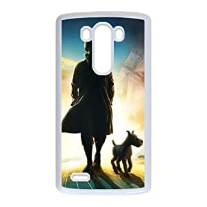 the adventures of tintin 2011 LG G3 Cell Phone Case White custom made pgy007-9015480