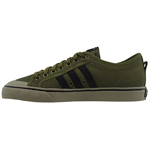 adidas Mens Nizza Casual Sneakers,