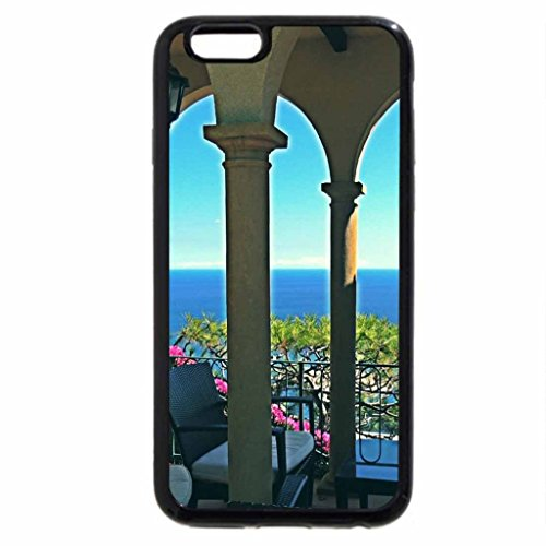 iPhone 6S / iPhone 6 Case (Black) Eze Viilage,French Riviera