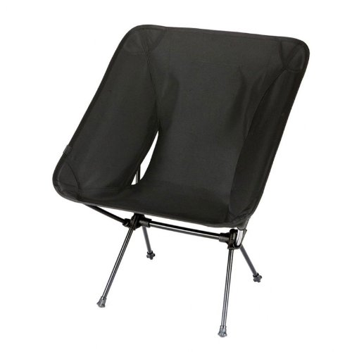 Big Agnes Chair One Tactical Camp furniture Black