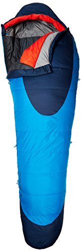 Kelty Cosmic 20 Degree Sleeping Bag, Long, Paradise Blue/Twilight