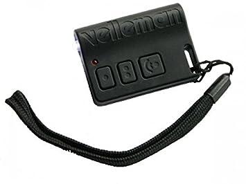 VELLEMAN - VM166T Module 2-Kanal-Sender mit LED-Licht 840480