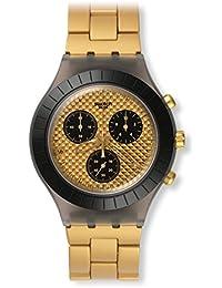 Desert Sands Men's Watch - Gold tone