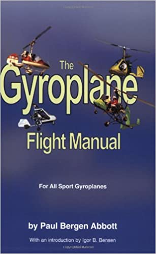 gyroplane flight manual