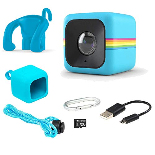 Polaroid Cube Act II – HD 1080p Mountable Weather-Resistant Lifestyle Action Video Camera & 6MP Still Camera w/ Image Stabilization, Sound Recording, Low Light Capability & Other Updated Features Review