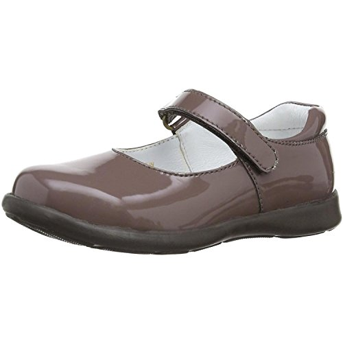 Primigi Andes Taupe Patent 20 EU/5 M US - Patent Footwear Taupe
