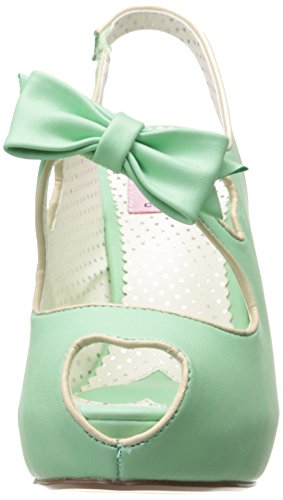 Up Leather Couture Faux Mint 03 Pin Bettie 8n1Udq1w