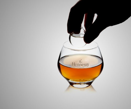 Hennessy Cognac Snifter Glass Set | Set of 2 Glasses