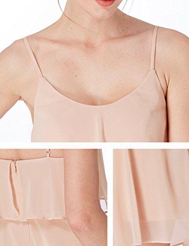 Pretty 04051 Bretelles Blush d'honneur Robe de Demoiselle Courte Ever Femme SxpqggOa