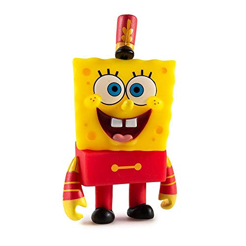Kidrobot Minis - Many Faces of Spongebob Squarepants - Band Geeks (2/24) ()