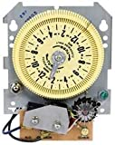 Intermatic R8806M101C Sprinkler Timer Switch Mechanism w/14-Day Skipper - 25 Amp