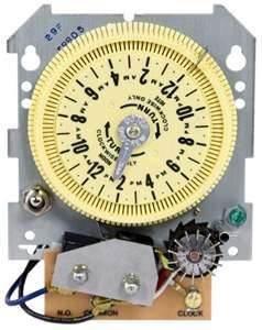 intermatic r8806m101c sprinkler timer switch mechanism w 14 day rh amazon com intermatic water heater timer wiring intermatic irrigation timer wiring