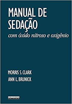 Book Manual de Sedacao Com oxido Nitroso e Oxigenio