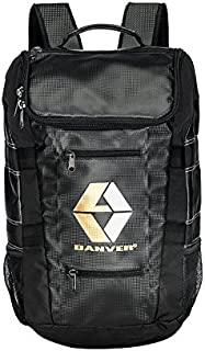 Danver Reckless Carbon Zaino Sportivo, Nero, 30 L DV649