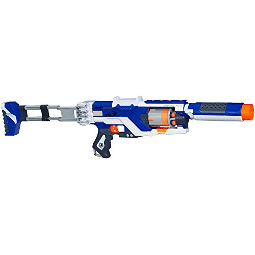 Nerf N-Strike Elite Spectre Rev-5 Stealth -