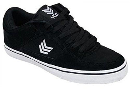 Vox Skateboard Schuhe Trooper Black/White