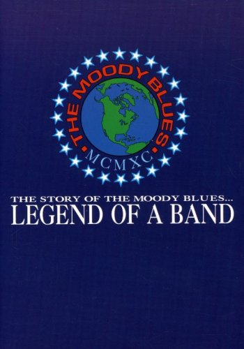 Blues Rock Legends - Legend of a Band - The Story of the Moody Blues