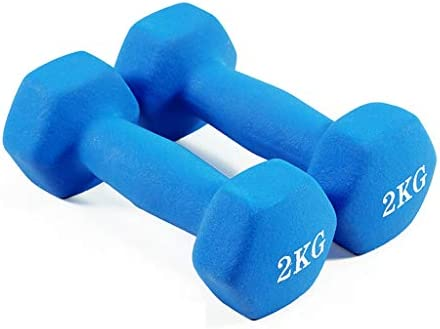 Small Dumbbells Ladies A Pair of Thin Arms Fitness Equipment