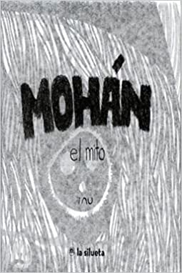 Cover image for the Colombian comic Mohán