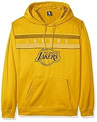 Ultra Game NBA Men's Fleece Midtown Pull...