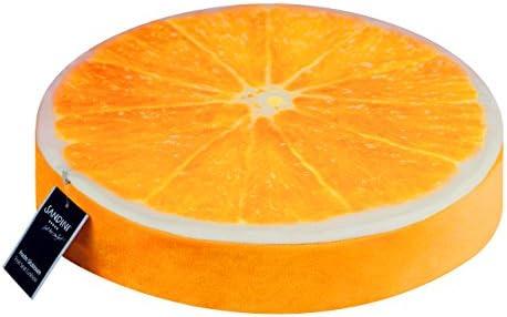 SANDINI Cojín con Forma de Fruta/cojín Decorativo en 3D con impresión de fotografía Funda de cojín sillas, Bancos o sillones. Decoración/Idea para ...