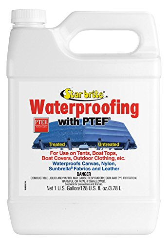 Star brite Waterproofing With PTEF 1 Gal - Canvas Cleaner Shopping Results