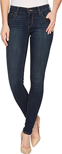Levi's Women's 710 Super Skinny Jeans, Evolution, 28 (US 6) R