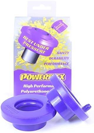 2x Powerflex PU Polyurethane Federteller Federunterlage Federgummi Hinterachse oben Fiesta 6 Fiesta 7 rear upper spring isolator