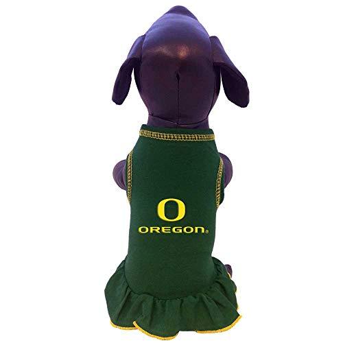Small NCAA Wyoming Cowboys Cheerleader Dog Dress