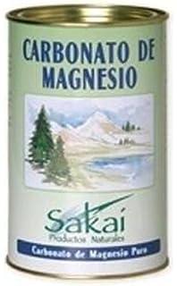 Carbonato de Magnesio 160 gr de Sakai