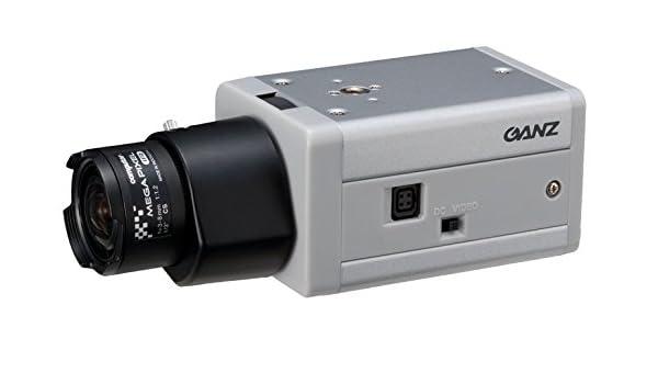 Ganz ycb-08/COMPUTAR Ganz Alta Calidad CCTV Caja Cámara ycb-08 600 Líneas de TV Digital Día/Noche Cámara: Amazon.es: Electrónica