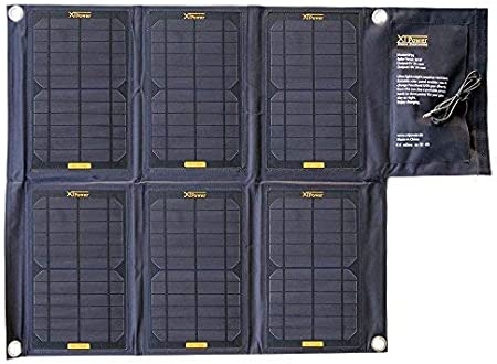 Amazon.com: XTPower SP36 - Cargador de panel solar con 36 W ...