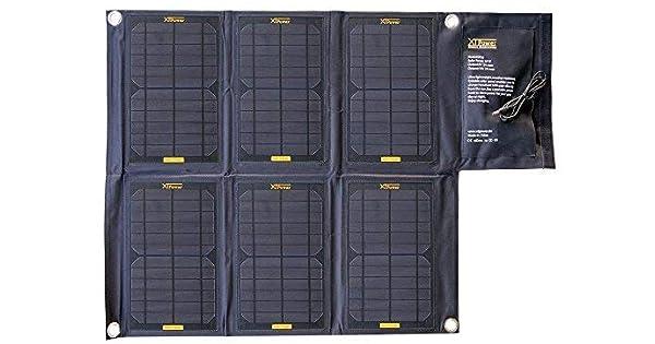 Amazon.com: XTPower SP36 - Cargador de panel solar con 36 W ...