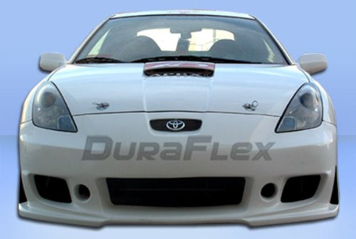 Duraflex Replacement for 2000-2005 Toyota Celica B-2 Front Bumper Cover - 1 Piece