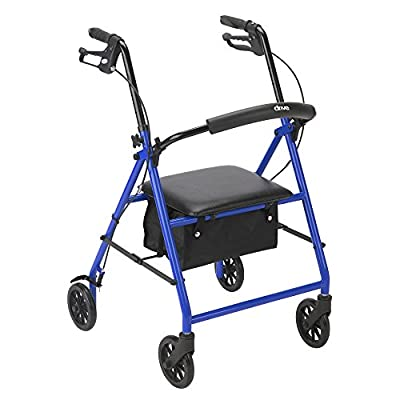 Drive Medical Rollator with Wheels