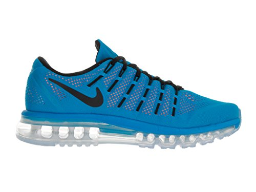 Nike Blu Corsa da Orange Air Scarpe Blue Blu Arancione Uomo Max Photo Black total Y1ZYxg
