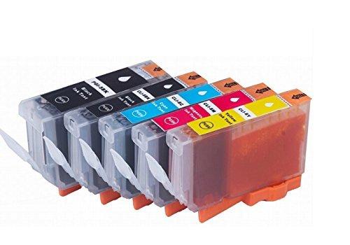 Ip4200 Ink Refill - Compatible CLI-8 (5 color/set)/PGI-5BK/CLI-8BK/CLI-8C/CLI-8M/CLI-8Y print cartridge for Canon MP610/MP600R/MX850/MP600/MP610/MP800 printer