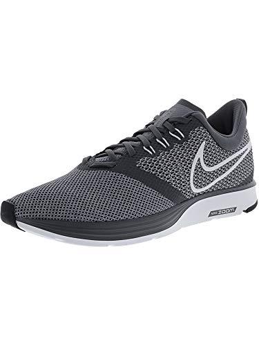 Nike black 002 Da Strike white Scarpe Grey Uomo Grigio Zoom Corsa stealth dark rwCfrx