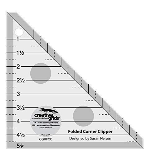 (Creative Grids Folded Corner Clipper Tool CGRFCC)