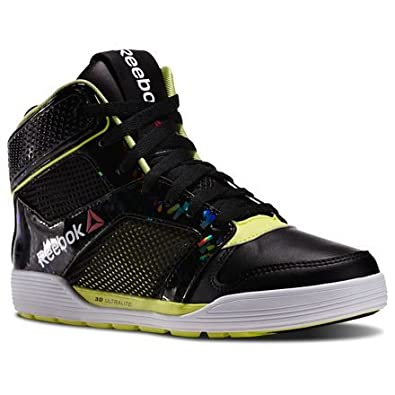 5 Dance 44 Les Mid Sportswear Lthr Reebok Urtempo Mills Noir tFqzx4w