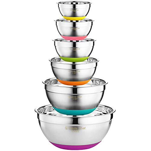 Stainless Colorful Silicone Umite Chef product image