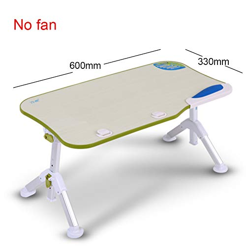 Table,Household Writing Table Desk Desk for Bed Pupils Child Write a Job Laptop-G ()