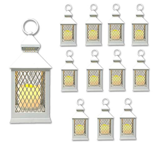 (The Nifty Nook Farm House Lanterns {12 Pc Set} 10