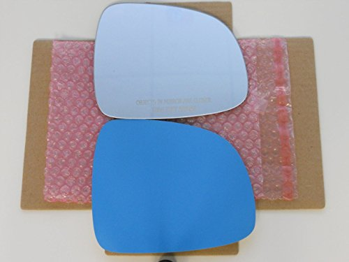 New Replacement Mirror Glass with FULL SIZE ADHESIVE for 2007-2013 SUZUKI Sx4 Passenger Side View Right RH CAR MIRROR BAZAR