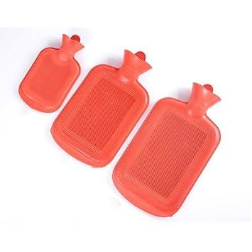 Amazon.com: ChineOn – Bolsa de agua caliente de goma cálido ...