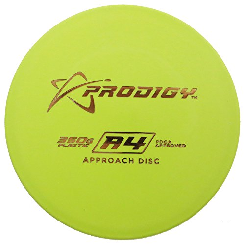 Prodigy Disc 350G Series A4 Approach Golf Disc [Colors may vary] - 170-174g (A4 Golf)